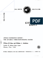 Apollo Experience Report the ANARD-17 Direction Finding System