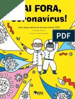 Sai fora, coronavirus_Pipa Agência
