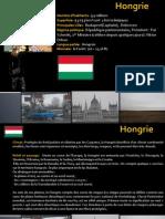 Fiche Pays Hongrie