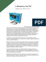 Educación a distancia y las TIC.docx