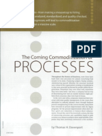 2005 Davenport the Coming Commoditization