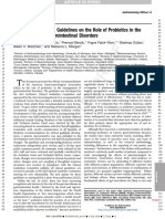32531291 AGA Clinical Practice Guidelines on the Role of Probiotics in the Management of Gastrointestinal Disorder