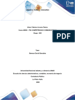 AlexaTatianaLiscano -1081415864 -40003 - Tarea 4 - DISCURSO