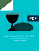 La Cena del Señor (Spanish Edition)