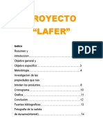 Proyecto LAFER