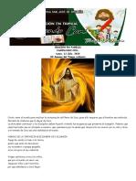06  ORACION EN FAMILIA CAMINANDO CON... Lunes XV SEMANA TO 13-07-2020