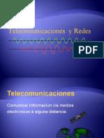 Clase Telecomunicaciones y Redes