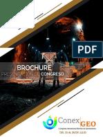 Brochure ConexGeo2020