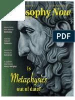 Philosophy Now 2016 - December