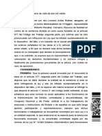 Sentencia de Corte Apelaciones Coyhaique - Prof Jessica Sanchez