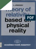 Janossy. Theory of Relativity Based on Physical Reality.pdf