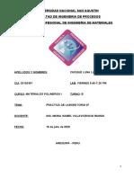 PRACTICA N° 7 - DESTILACIÓN FRACCIONADA DEL PETROLEO - 2020