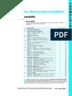 Propriétés des Thermodurcissables. Tableaux Comparatifs.pdf