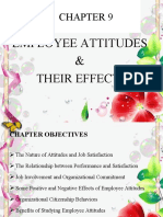 Employee Attitudes and their effects.ppt