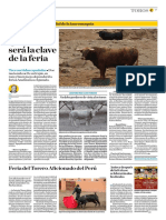 El Comercio (Lima-Peru) Lun 4 Set 2017 (Pag A25) Pagina Taurina