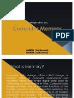 Computer Memory (2)