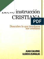 Breve-instruccion-Cristiana-Juan-Calvino