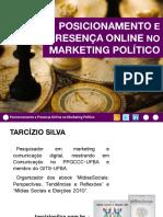 posicionamentopresencaonlinemarketingpolitico-111106014511-phpapp01
