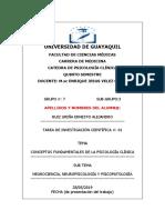 NEUROCIENCIA, NEUROPSICOLOGIA Y PSICOPATOLOGÍA. G7.docx