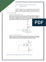 Operación Del Transistor Como Switch