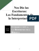 1. Los Fundamentos de la Interpretación.doc