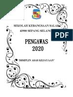BUKU PENGAWAS 2020