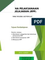 Materi RPP dan Penilaian SMK Negeri 1 Kuningan