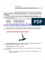 BTAV_12-033.REV.2 (Acessórios TV SMART - Adaptador Wireless e Óculos 3D)