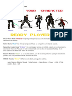 Actividad juego de roles