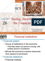 Chapter 26 Saving, Investment, and the Financial System.pptx