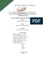 ACT. 13 - CAMBIO ORGANIZACIONAL