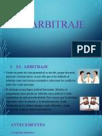 El-arbitraje-DIAPOSITIVAS
