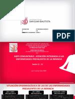 11-12 AIEPI COMUNITARIO  ATENCIÓN INTEGRADA A LAS ENFERMEDADES PREVALENTES DE LA INFANCIA