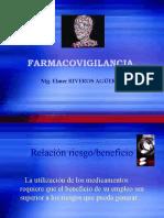1- FARMACOVIGILANCIA
