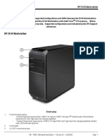 HP Z4 G4 Workstation