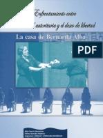 La Casa de Bernarda Alba - Enfrentamiento Entre Una Moral Autoritaria y El Deseo de Libertad