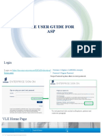 VLE user guide for ASP-India