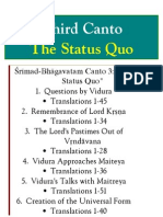 SB Third Canto