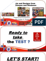 TEST-QUIZ-EXAM-FOLK-ARTS-AND-DESIGNS-FROM-LUZON-VISAYAS-AND-MINDANAO.pptx