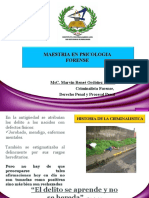CRIMINALISTICA HONDURAS