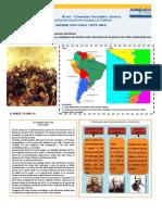 CCSS 4° E- Semana 15- Guerra con Chile (proceso) 15-07
