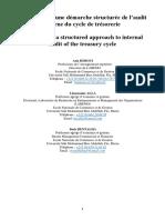 Article_Proposition d'une démarche structurée de l'audit interne du cycle de trésorerie