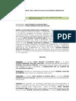 DEMANDA EJECUTIVA DE ALIMENTOS(Reparado).doc