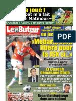 LE BUTEUR PDF du 17/01/2011