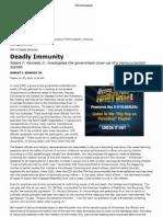 Deadly Immunity _ Rolling Stone