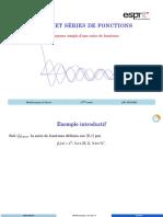 AA2 Convergence simple d'une suite de fonctions