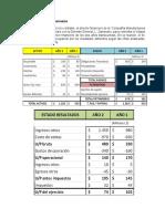Caso practico U3 - Los Estados Financieros