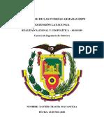 Investigar sobre la realidad de América Latina