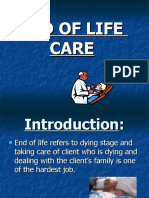 END OF LIFE ppt