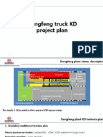 1_Dongfeng KD manufacture project Solution